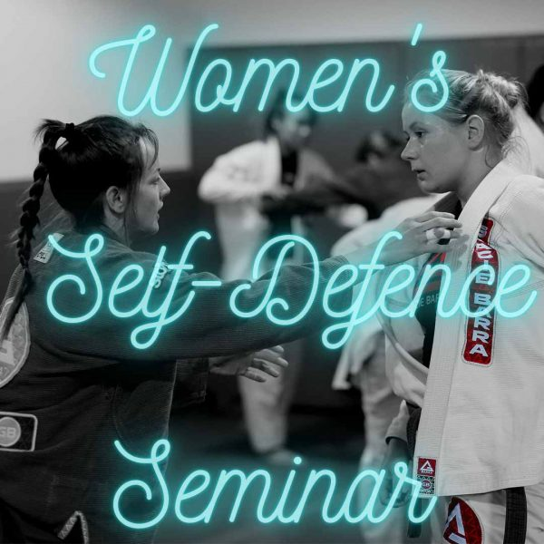 FREE Women's Self-Defence Seminar